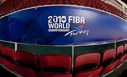 Abdi Ipekci Arena - Abdi Ipekci Spor Salonu na Ulasim two days prior to the 2010 FIBA Basketball World Championship, on August 26, 2010, in Istanbul,Turkey. (Photo by Vid Ponikvar / Sportida)