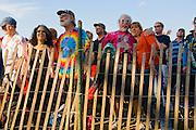The fans at NJ Crawfish Fest, Augusta, NJ 6/1/08