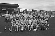 All Ireland Senior Football Championship Final, Kerry v Dublin, 22.09.1985, 09.22.1985, 22nd September 1985, 22091985AISFCF, Kerry 2-12 Dublin 2-08, Dublin, J O'Leary, M Kennedy, G Hargan, R Hazley, P Canavan, N McCaffrey, D Synnott, J Roynane, B Mullins (capt), B Rock,  T Conroy, C Redmond, J Kearns, J McNally, K Duff. Subs T Carr for Redmond, P J Buckley for B. Mullins,