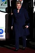 Koning Willem Alexander en Koningin Maxima ontvangen  de delegatieleiders van de Nuclear Security Summit (NSS) voor een diner op Paleis Huis Ten Bosch in Den Haag.<br /> <br /> King Willem Alexander and Queen Maxima receive the heads of delegation of the Nuclear Security Summit (NSS) for a dinner at the palace Huis Ten Bosch in The Hague.<br /> <br /> Op de foto / On the photo:  Letse president Dalia Grybauskaite