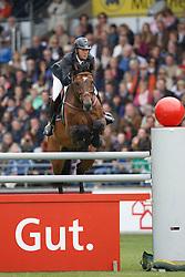 Delaveau Patrice, (FRA), Carinjo HDC<br /> Rolex Grand Prix, The Grand Prix of Aachen<br /> Weltfest des Pferdesports Aachen 2015<br /> © Hippo Foto - Dirk Caremans<br /> 31/05/15