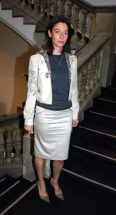 MARY McCARTNEY at a party to celebrate the opening of Photo-London 2006 at Burlington Gardens, London W1 on 17th May 2006.<br /><br />NON EXCLUSIVE - WORLD RIGHTS