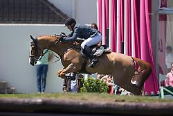Hanley Cameron (IRL) - Player du Quesnoy <br /> Derby de la région des Pays de la Loire<br /> Longines Jumping International La Baule 2014<br /> © Hippo Foto - Dirk Caremans