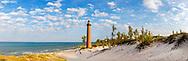 64795-03107 Little Sable Point Lighthouse near Mears, MI