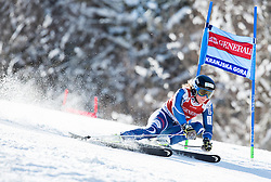 Axel Patricksson (NOR) competes during 9th Men's Giant Slalom race of FIS Alpine Ski World Cup 55th Vitranc Cup 2016, on March 4, 2016 in Kranjska Gora, Slovenia. Photo by Vid Ponikvar / Sportida