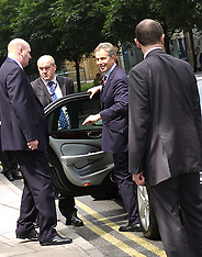 Tony Blair 12th June 2007