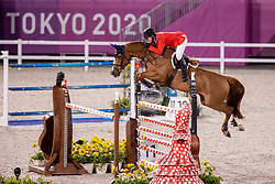 Ward Mclain, USA, Contagious, 395<br /> Olympic Games Tokyo 2021<br /> © Hippo Foto - Dirk Caremans<br /> 06/08/2021