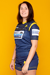 Elizabeth Shermer of Worcester Warriors Women - Mandatory by-line: Robbie Stephenson/JMP - 27/10/2020 - RUGBY - Sixways Stadium - Worcester, England - Worcester Warriors Women Headshots