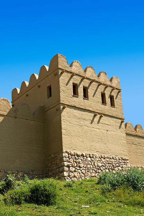 Photo of the rconstruction to the Hittite capital Hattusa 3