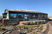 MLB-Chase Field Views-Aug 16, 2019