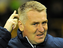 Brentford manager Dean Smith-Mandatory by-line: Nizaam Jones/JMP - 02/01/2018 - FOOTBALL - Molineux - Wolverhampton, England- Wolverhampton Wanderers v Brentford -Sky Bet Championship