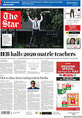 February 20, 2021 (ASIA-PACIFIC): Front-page: Today's Newspapers In ASIA-PACIFIC