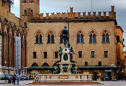 The Fontana del Nettuno, in Bologna, Italy<br /> <br /> (c) Andrew Wilson | Edinburgh Elite media