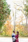 Mel & JR's Fall Engagement Session, Oakville