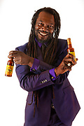 "Keith Valentine Graham (born 24 June 1958), better known as Levi Roots, is a British-Jamaican reggae musician, television personality, celebrity chef, businessman and multi-millionaire currently residing in Brixton, South London. He gained widespread fame after appearing on the UK television programme Dragons' Den, where he gained £50,000 funding for his Reggae Reggae Sauce.<br /> <br /> Levi, on Dragons' Den, originally said he developed and refined the sauce over many years, basing it on his grandmother Miriam Small's jerk chicken. This he now admits was false and used just as a marketing stratagy having invented the recipe himself. However, the origin of the recipe has been disputed by Tony Bailey, who runs a tiny West Indian takeaway in Brixton, South London; ""The recipe is mine. People round here know, but we don't say.""<br /> <br /> Mr Bailey also filed a claim in the High Court for more than £300,000 claiming that, as the inventor of the sauce, he was entitled to a share of profits."