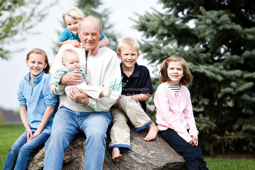Papa's 70th Birthday - 2012