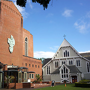 St Mary's Church Parnell, Parnell Road, Auckland, New Zealand, 4th November 2010. Photo Tim Clayton.