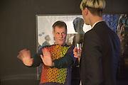 ROBERT HAWKINS; ODIN, Preview for the London Art Fair,  Islington Business Design Centre. London. 13 January 2014