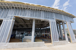 Boathouse at Canal Dock Phase II   State Project #92-570/92-674 Construction Progress Photo Documentation No. 13 on 21 Julyl 2017. Image No. 16