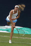 Aegon Classic international women's tennis at the Priory Club, Birmingham ,England on Monday 8th June 2009. Naomi Broady of Great Britain in action.