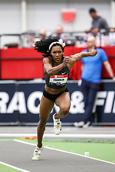 USATF Indoor Track and Field Championships<br /> held at Ocean Breeze Athletic Complex in Staten Island, New York on February 22-24, 2019; , Nike,  NYAC,