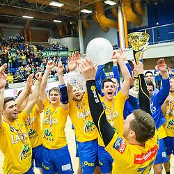 20140302: SLO, Handball - Finale Pokala Slovenije, RK Svis Ivancna Gorica vs Celje Pivovarna Lasko
