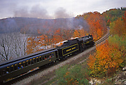 Steamtown, Scranton, Lackawanna Co., PA, Historic Train Excursion