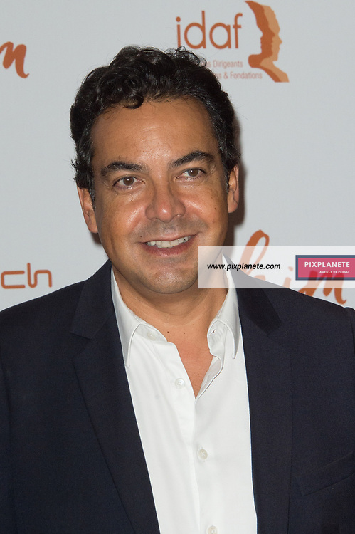 Patrick Cohen Avant première du film Fahim dimanche 29 Septembre 2019  cinéma Le grand Rex Paris