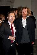 TONY CHAMBERS; GRAYSON PERRY, Wallpaper Design Awards 2012. 10 Trinity Square<br /> London,  11 January 2011.