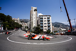 May 25, 2018 - Montecarlo, Monaco - 09 Roberto MEHRI from Spain of MP MOTORSPORT during the Monaco Formula Two race 1  at Monaco on 25th of May, 2018 in Montecarlo, Monaco. (Credit Image: © Xavier Bonilla/NurPhoto via ZUMA Press)