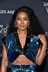 Angela Bassett attends the premiere of Disney's 'A Wrinkle In Time' at the El Capitan Theatre on February 26, 2018 in Los Angeles, California. Photo by Lionel Hahn/AbacaPress.com