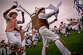 Thaxted Morris Dancing August Bank Holiday 2021
