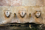 Ablutions fountain, The Cathedral, Barcelona
