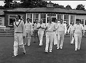 1978 - Press Vs R.T.E. Cricket Match.     (M6)