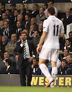 Tottenham Hotspur v Lazio 200912