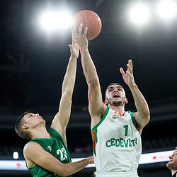 20210424: SLO, Basketball - Liga Nova KBM 2020/21, KK Cedevita Olimpija vs KK Krka