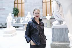 October 9, 2018 - Stockholm, Sweden - Susanna Pettersson, Director General of Nationalmuseum..After five years of renovation and rebuilding, Nationalmuseum is reopen.....Susanna Pettersson, Överintendent..Nationalmuseum Ã¥teröppnar efter 5 Ã¥rs renovering...Stockholm 2018-10-09..(c) Johan Jeppsson / IBL BildbyrÃ¥..XPBE (Credit Image: © Johan Jeppsson/IBL via ZUMA Press)