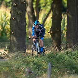 13-09-2020: Wielrennen: NK tijdrijden nieuwelingen en junioren: Chaam <br />Petra Welmers (Dronten)