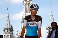 Romain Bardet (FRA - AG2R - La Mondiale) during the 105th Edition of Tour de France 2018, cycling race stage 19, Lourdes - Laruns (200 km) on July 27, 2018 in Laruns, France - photo Kei Tsuji / BettiniPhoto / ProSportsImages / DPPI