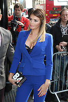 Chloe Sims, The TRIC Awards, Grosvenor House Hotel, London UK, 10 March 2015, Photo by Richard Goldschmidt