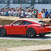 Porsche 911 GT3 RS at the Goodwood FOS on 28 June 2015
