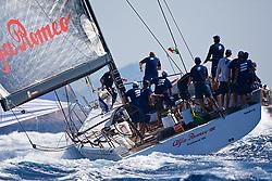 08_019407 © Sander van der Borch. Porto Cervo,  2 September 2008. Maxi Yacht Rolex Cup 2008  (1/ 6 September 2008). Day 1.