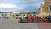 2013-05-15. Rynek w Zamościu