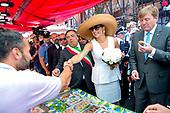 Staatsbezoek van Koning en Koningin aan de Republiek Italie Dag 2