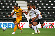 Derby County v Wolverhampton Wanderers 280718