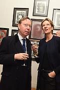 JONATHAN WEARING; ELIZA BELL, New Work: William Foyle, Royal College of art. Kensington Gore, London.  1 December 2015