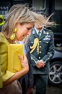 Koningin Máxima is donderdagochtend 5 oktober aanwezig bij het congres Gender & Gezondheid van WOMEN