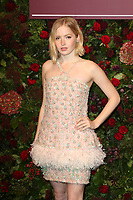 Ellie Bamber, Evening Standard Theatre Awards, London Coliseum, London, UK, 24 November 2019, Photo by Richard Goldschmidt
