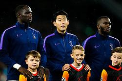 Son Heung-Min of Tottenham Hotspur - Rogan/JMP - 01/10/2019 - FOOTBALL - Tottenham Hotspur Stadium - London, England - Tottenham Hotspur v Bayern Munich - UEFA Champions League Group B.