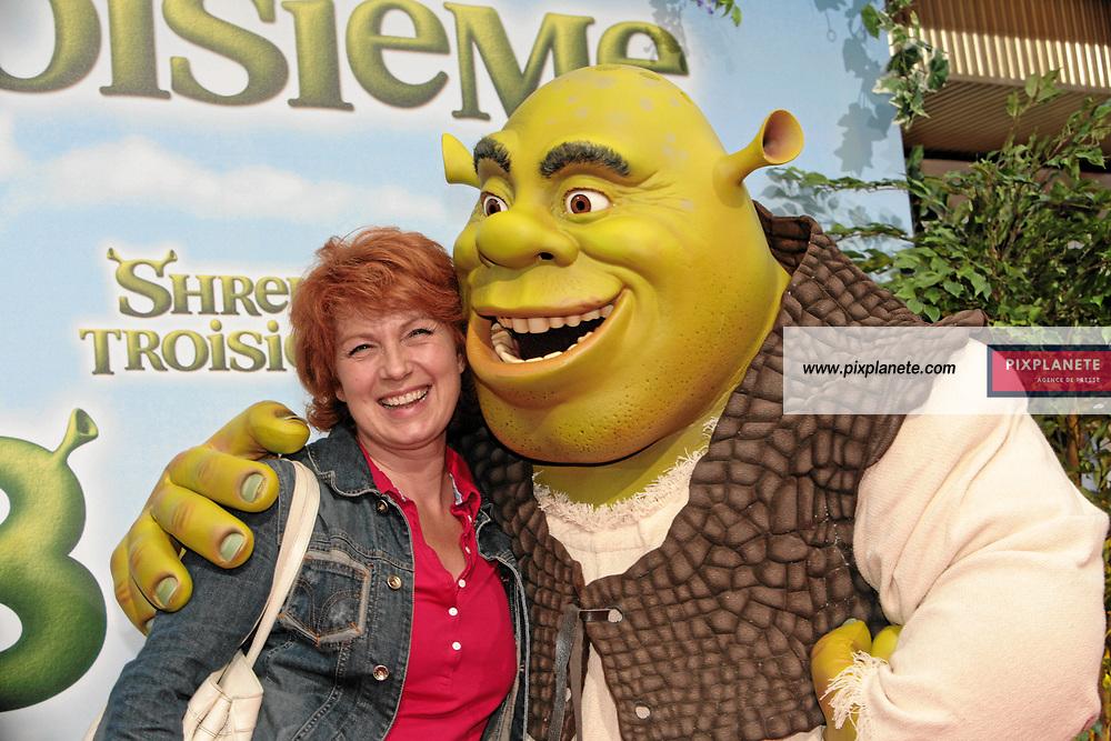 Shrek - Véronique Genest - Avant Première à Paris du troisième volet de Shrek - 7/6/2007 - JSB / PixPlanete